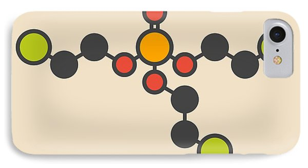 Tcep Molecule IPhone Case by Molekuul