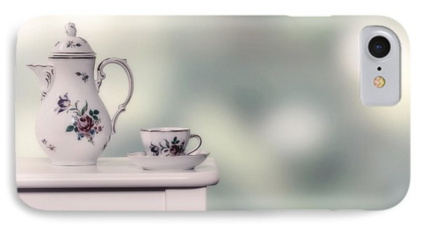 Tea Cup And Pot Phone Case by Joana Kruse