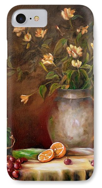 Tea Roses And More IPhone Case