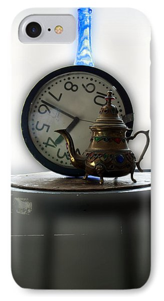 Tea Time IPhone Case by Barbara Giordano