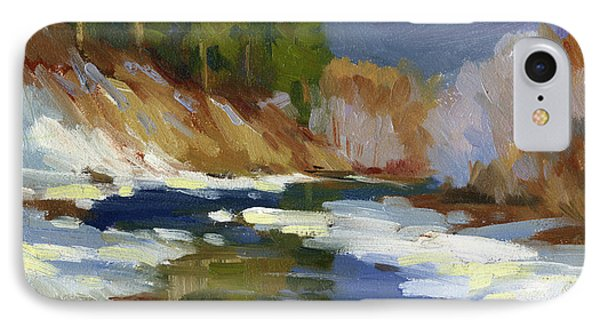 Teanaway River IPhone Case by Diane McClary