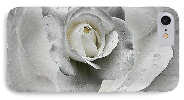 Tears In The Rosegarden IPhone Case by Joachim G Pinkawa