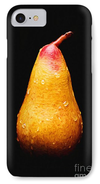Tears Of A Sad Pear Phone Case by Andee Design