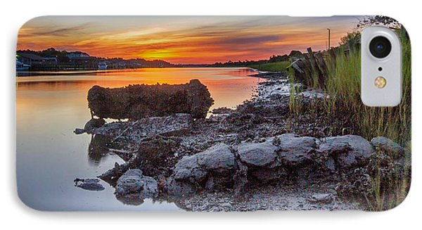 IPhone Case featuring the photograph Technicolor Sunrise by Alan Raasch