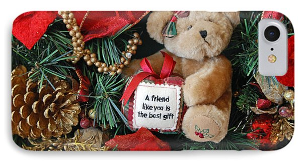 Teddy Bear Friends IPhone Case