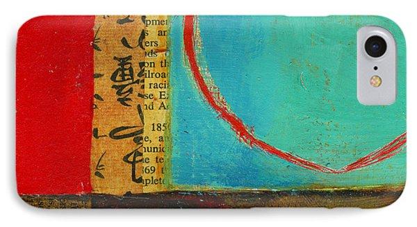 Teeny Tiny Art 113 Phone Case by Jane Davies