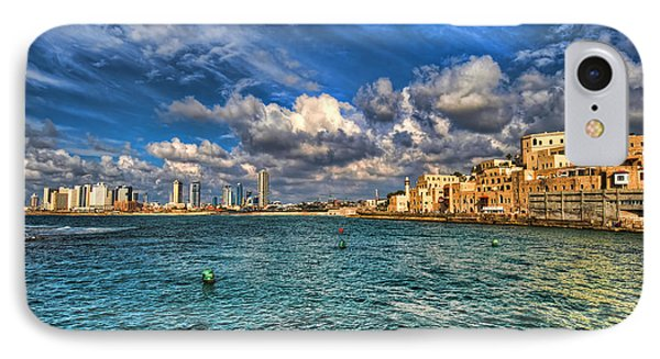 Tel Aviv Jaffa Shoreline IPhone Case