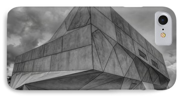 IPhone Case featuring the photograph Tel Aviv Museum  by Ron Shoshani