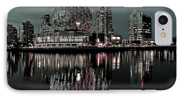 Telus World Of Science IPhone Case by Brian Chase