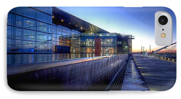 Tempe Center For The Arts IPhone Case by Kelly Gibson
