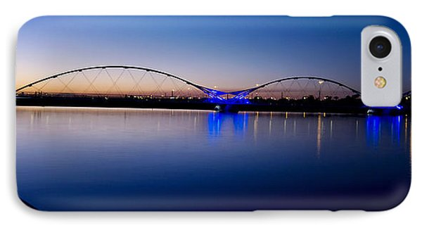 Tempe Town Lake IPhone Case by Kelly Gibson