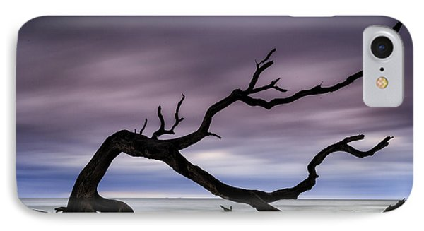 Tempest Tossed IPhone Case by Fran Gallogly