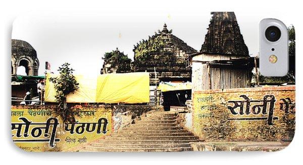 Temple In India Phone Case by Sumit Mehndiratta