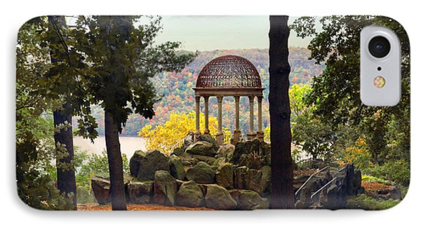 Temple Of Love In Autumn IPhone 7 Case