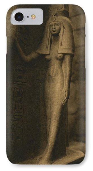 Temple Of Luxor IPhone Case