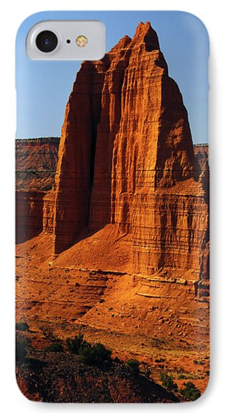 Temple Of The Moon, Lower Cathedral IPhone Case