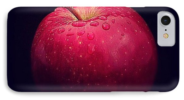 Temptation IPhone Case by Emanuela Carratoni