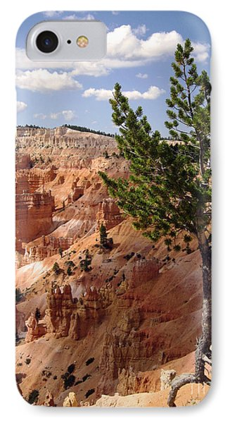 IPhone Case featuring the photograph Tenacious by Meghan at FireBonnet Art