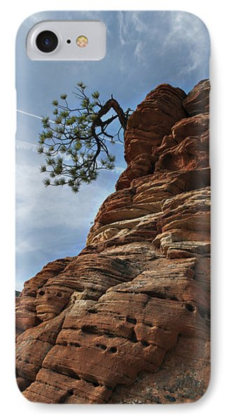 Tenacity IPhone Case by Joe Schofield