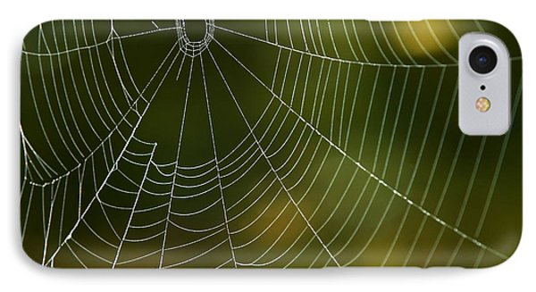 Tender Web Phone Case by Christina Rollo