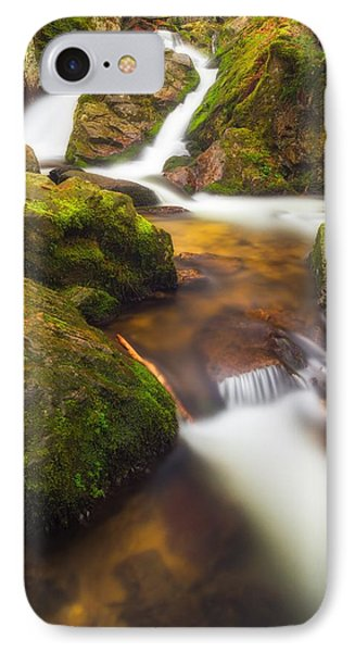 Tendon's Waterfall IPhone Case