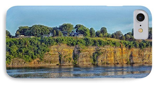 Tennessee River Cliffs Phone Case by Mountain Dreams