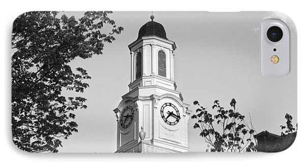 Tennessee Tech University Derryberry Hall Phone Case by University Icons