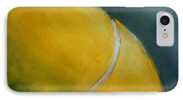 Tennis Ball Phone Case by Kristine Kainer