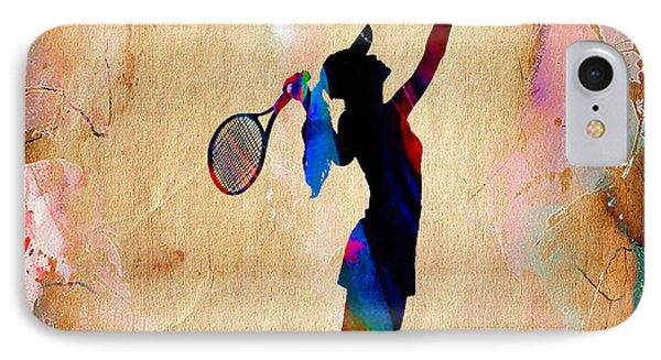 Tennis Match IPhone Case