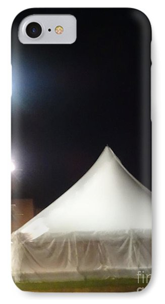Tent IPhone Case by Lyric Lucas