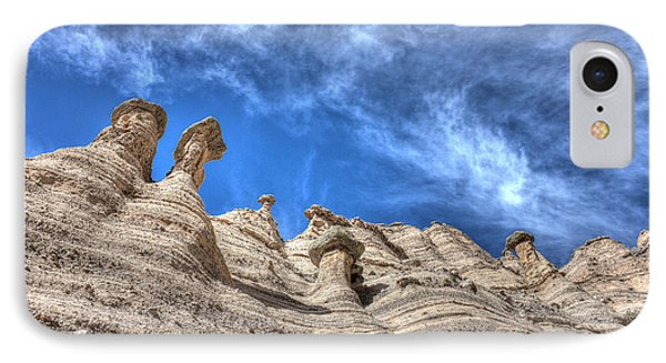 IPhone Case featuring the photograph Tent Rocks No. 1 by Dave Garner