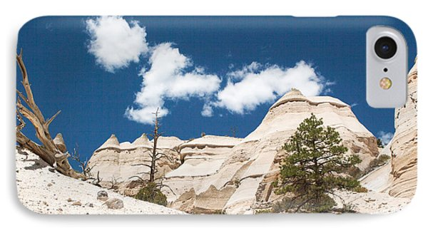 IPhone Case featuring the photograph High Noon At Tent Rocks by Roselynne Broussard
