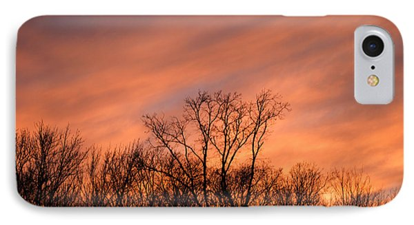 IPhone Case featuring the photograph Tequila Sunset by Bill Swartwout