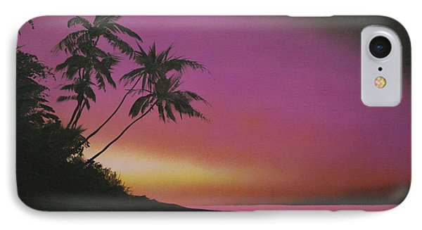 Tequilasunrise Phone Case by DC Decker