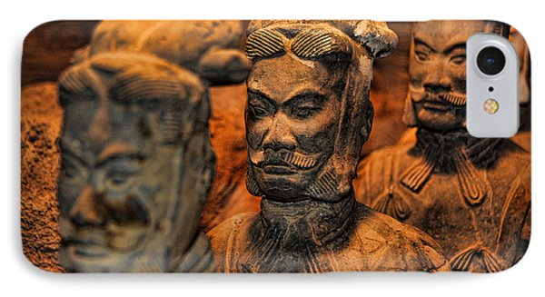 Terracotta Warriors - The Emperor's Army Phone Case by Lee Dos Santos