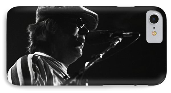 Terry Kath 1976 IPhone Case by Ben Upham
