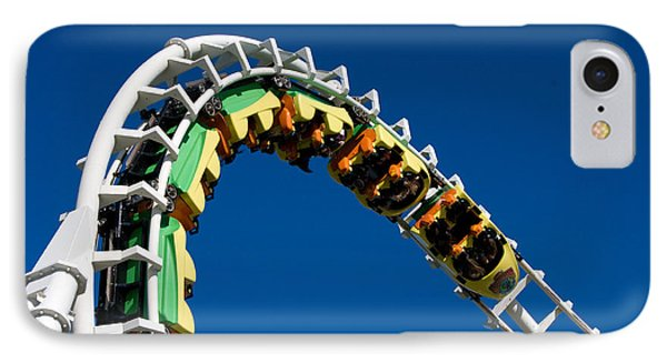 Test Drive The Sea Serpent IPhone Case by Greg Graham