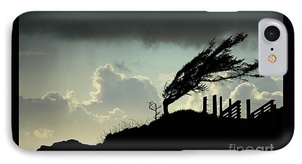 The Test Of Time IPhone Case by Nick  Boren