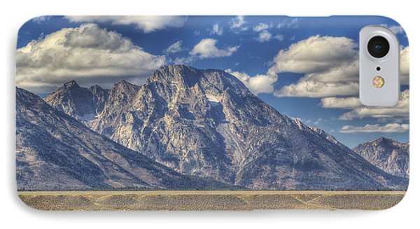 Teton Glory IPhone Case by Mark Kiver