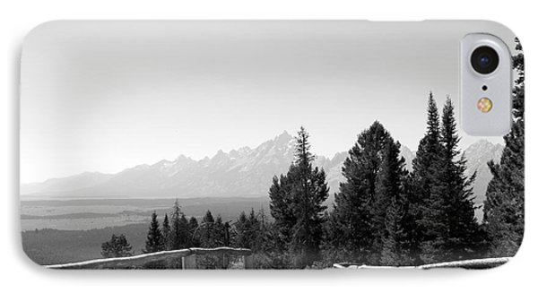 Teton View IPhone Case