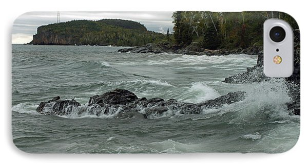 Tettegouche State Park IPhone Case by James Peterson