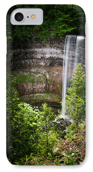 Tews Falls - 01 IPhone Case by Anthony Rego