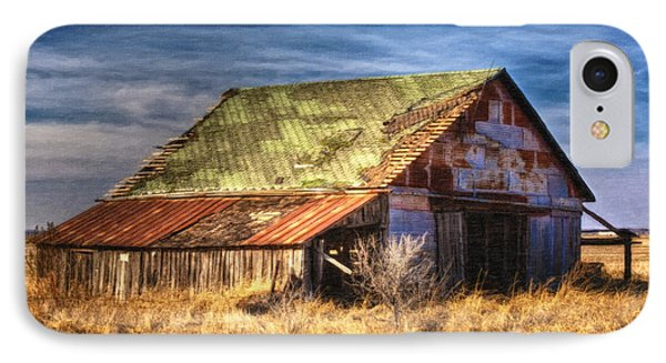 Texas Barn 1 IPhone Case