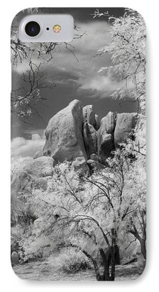 Texas Canyon  IPhone Case by Michael McGowan