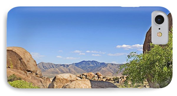 Texas Canyon IPhone Case