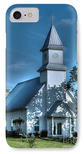 Texas Country Church IPhone Case