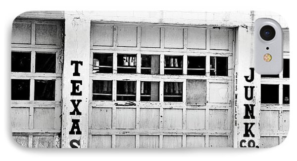 Texas Junk Co. Phone Case by Scott Pellegrin