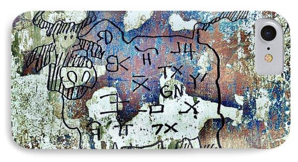 Texas Petroglyph IPhone Case