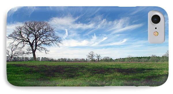 Texas Sky Phone Case by Brian Harig