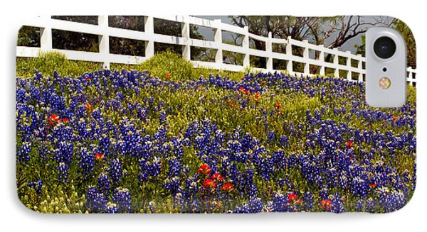 Texas Spring Phone Case by Brian Kerls
